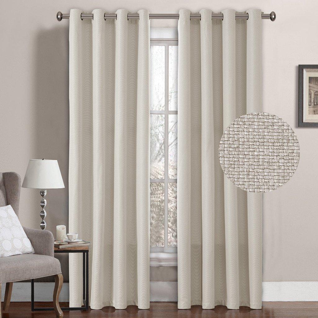 Modern Farmhouse Living Room Curtains Novocom Top