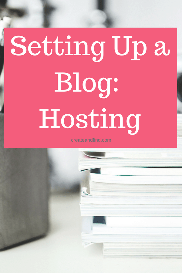 What you need to know about hosting when setting up a blog