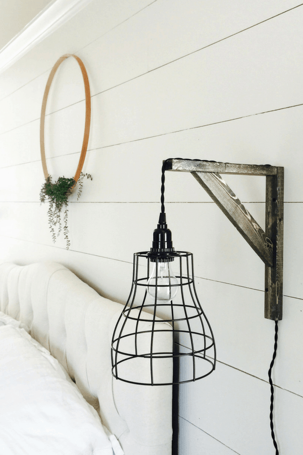 DIY Farmhouse Lighting - DIY Farmhouse Decor