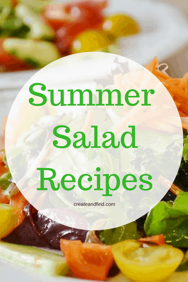Amazing summer salad recipes - fresh, healthy, and delicious! #saladrecipes #salads #healthyeating