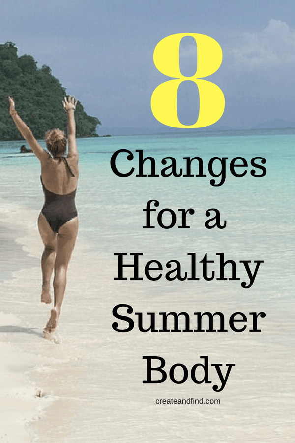 8 Tips and Ideas to Get the Summer Body You Want