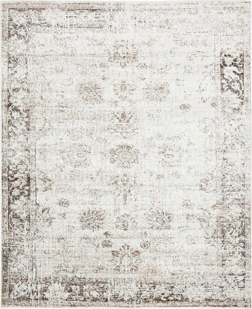 modern farmhouse rugs vintage inspired
